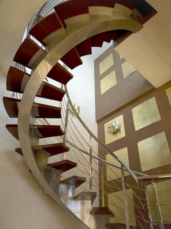 escalier-helicoidal-modèle-élégant