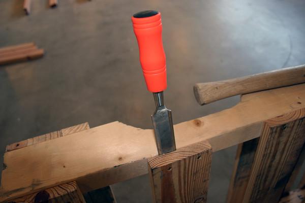 fabriquer-un table-basse-en-palettes-