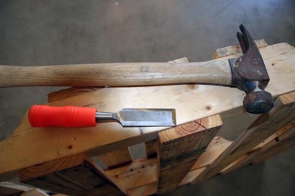 Comment fabriquer une table basse en palette - Comment fabriquer une table basse ...