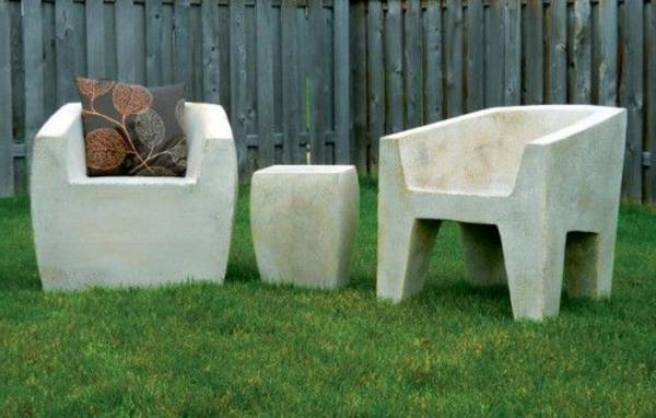 Des mobilier de jardin id es pour le jardin - Mobilier de jardin en pierre villeurbanne ...