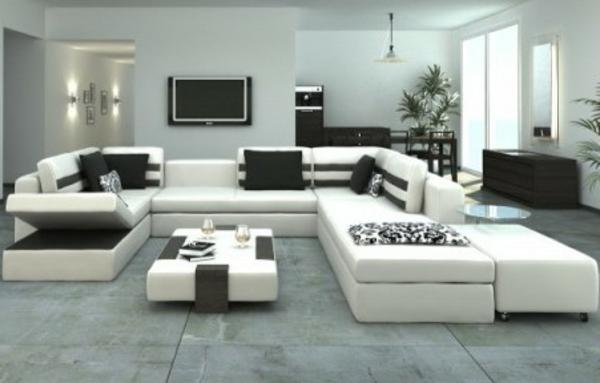 grand-canapé-moderne-blanc-noir