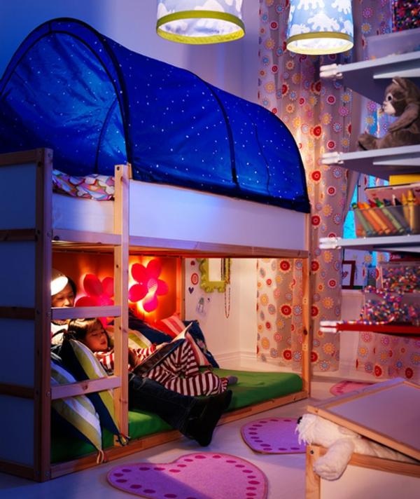 Unique d co pour unique ikea chambre ado - Lit mezzanine enfant ikea ...