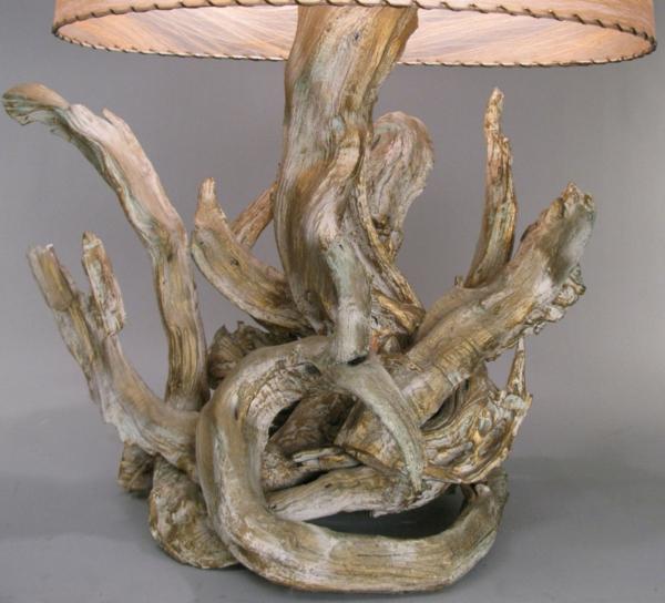 intéressant-lampe-bois-flotté