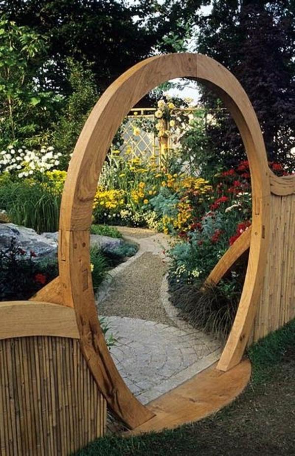 Mod les du jardin japonais rien n 39 est plus exotique for Porte plantes exterieur pour jardin