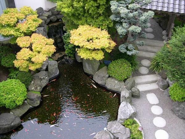 Mod les du jardin japonais rien n 39 est plus exotique - Modele jardin zen ...