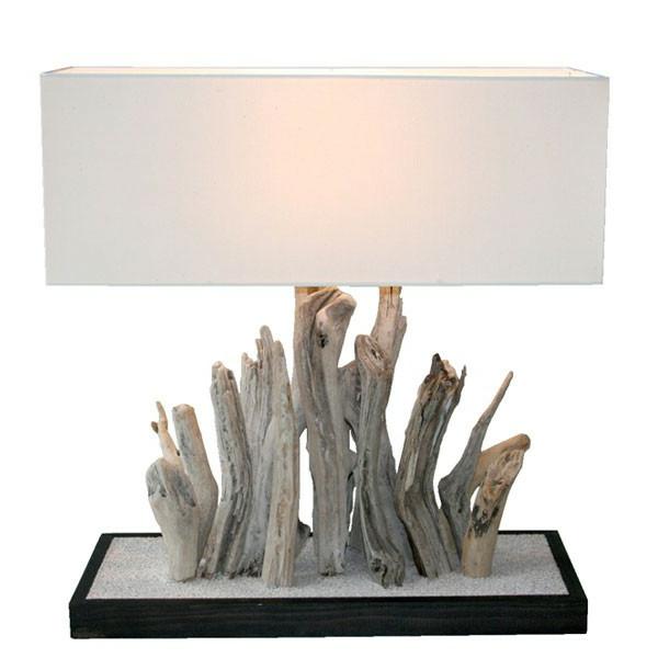 lampe-bois-flotté-blanc