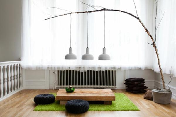 comment faire une lampe en bois flott. Black Bedroom Furniture Sets. Home Design Ideas