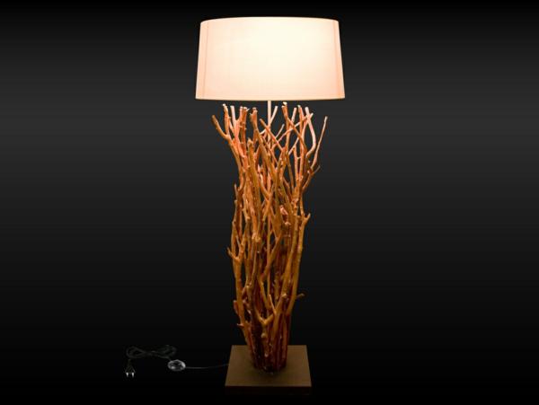 Lampe de salon bois lampe chevet suspendu   Coach sportif a domicile