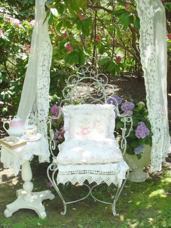 Des mobilier de jardin id es pour le jardin - Mobilier jardin vintage ...