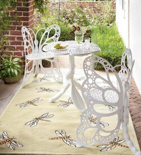 mobilier-de-jardin-chaise-papillon-blanc