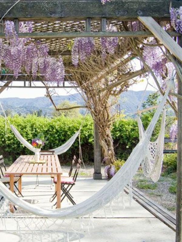 Des mobilier de jardin id es pour le jardin - Mobilier de jardin en palette ...