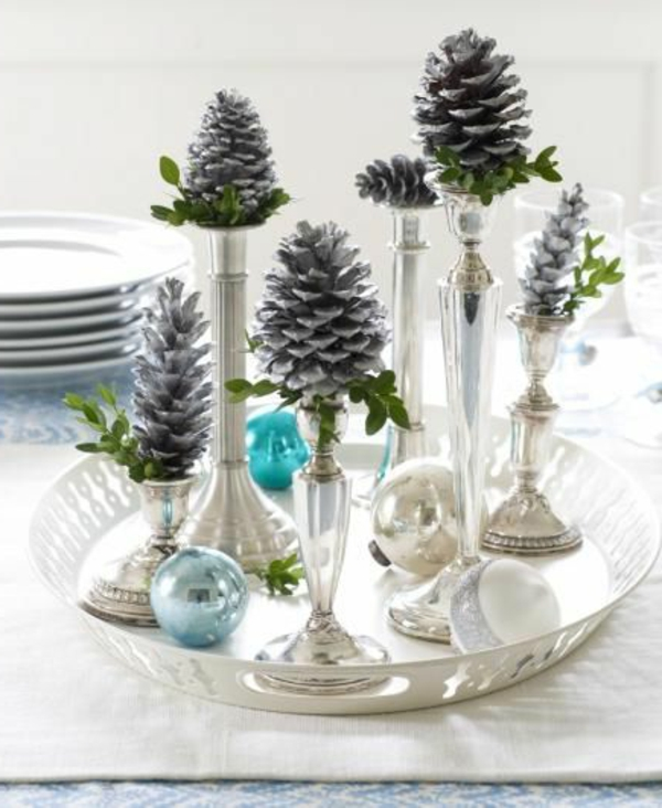 Art de la table decoration noel id es de d coration et for Decor table de noel