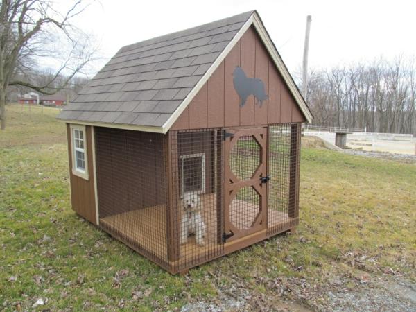 La niche pour chiens mod les originals et esth tiques - Idee niche pour chien ...