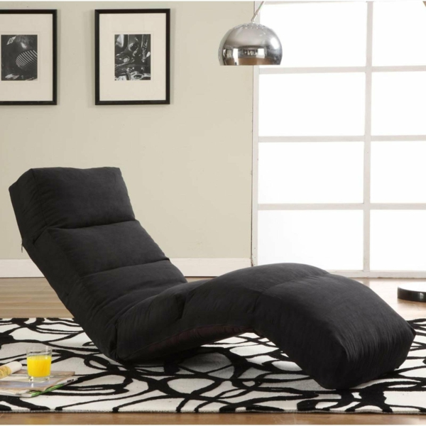 chaise lounge design for bedroom home design inspirations. Black Bedroom Furniture Sets. Home Design Ideas