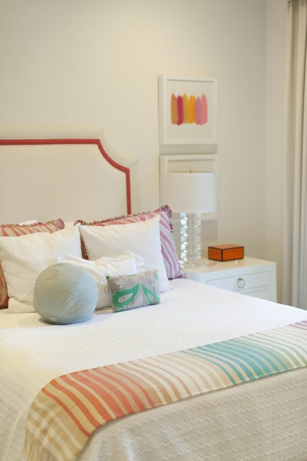 26 id es pour d co chambre ado fille for Decoration chambres peinture