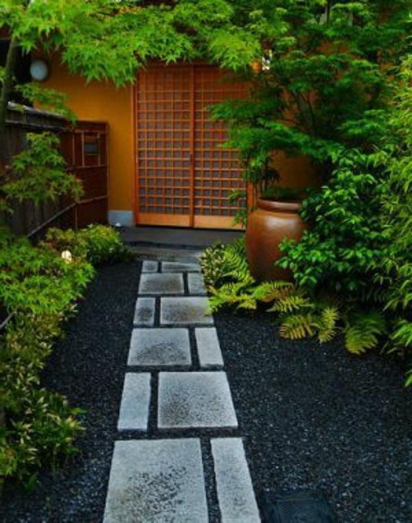 Mod les du jardin japonais rien n 39 est plus exotique for Pierre pour jardin japonais