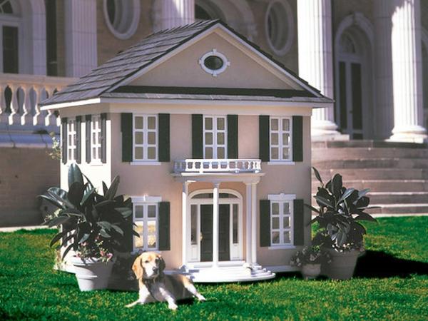 La niche pour chiens mod les originals et esth tiques - Plan niche pour chat exterieur ...