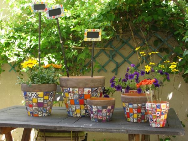 Vous voulez un original pot de fleur design pour le jardin- voilà nos ...