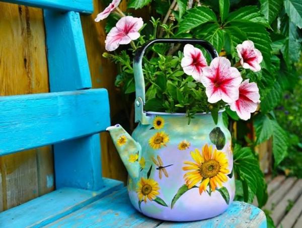 pot-de-fleur-tisanière