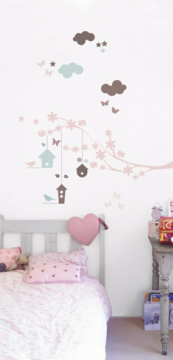 Stickers muraux chambre bebe pas cher maison design for Chambre enfant pas cher
