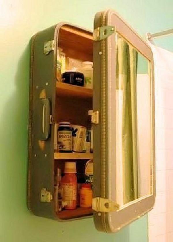 valise-décoration-de-salle-de-bain-armoire