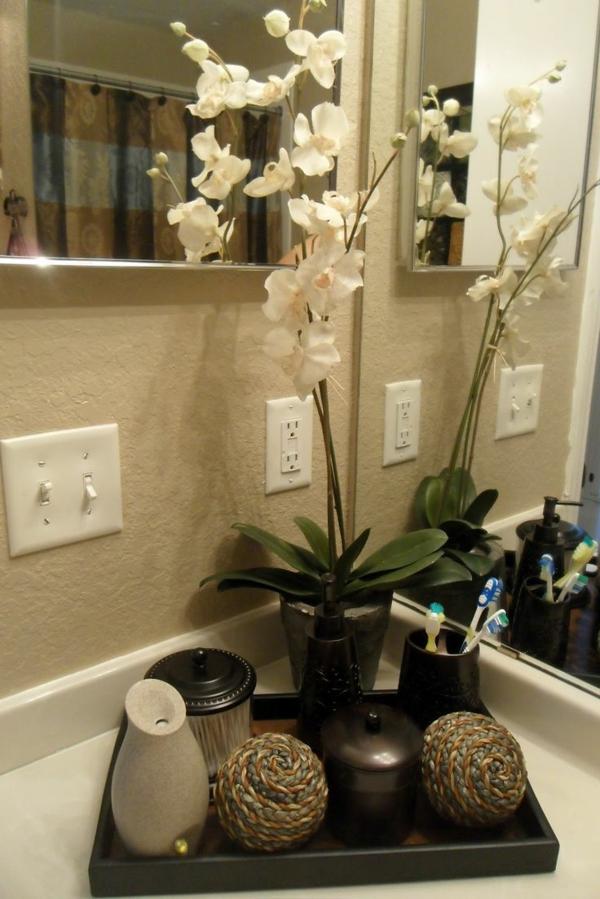 La d coration de salle de bain si mignon en vintage - Idee deco petite salle de bain zen ...