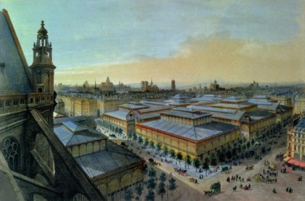 Pavillons(des-halles-Paris-architecture-haussmmannienne