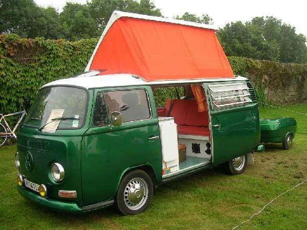 aide-camping-car-vert-pliante