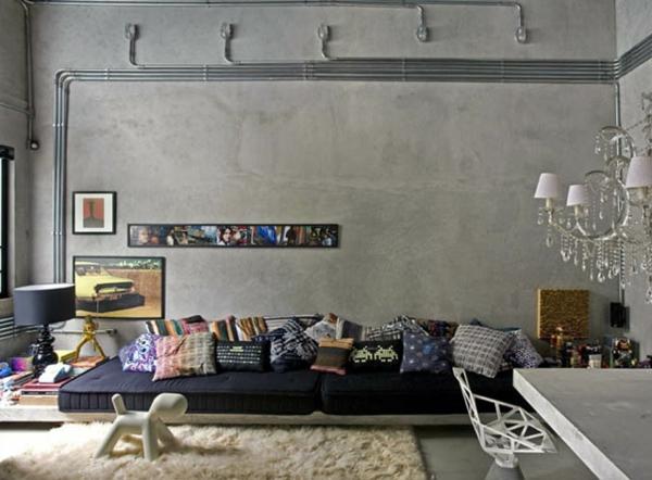 architecture-d'intrieur-design-office-à-la-maison