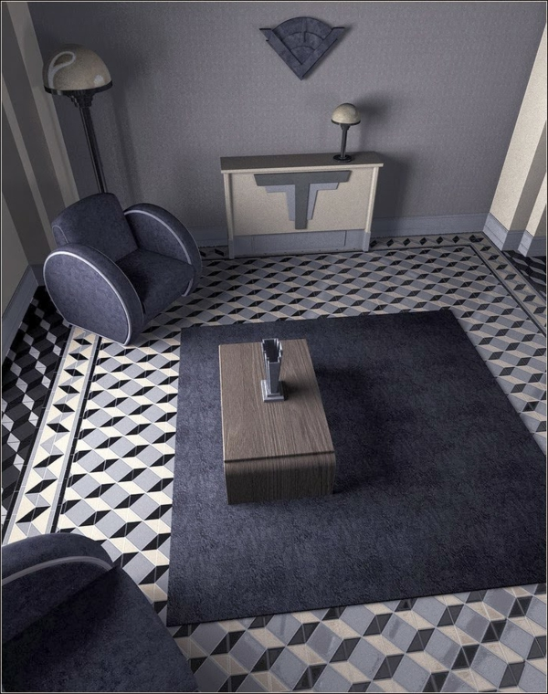 art-deco-architecture-table