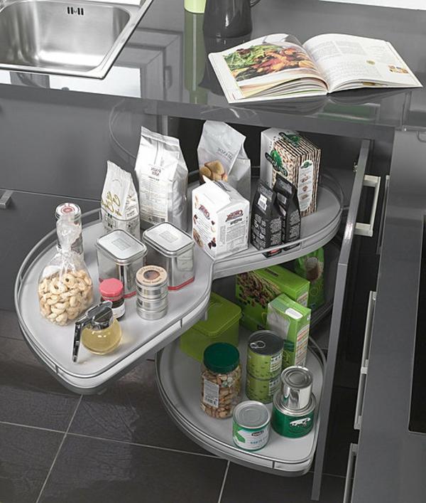 Astuce rangement cuisine armoire cuisine moderne rangement for Organiser ses placards de cuisine