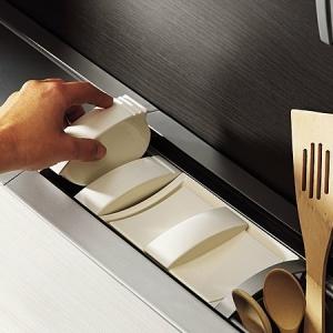 Astuce rangement cuisine - comment faire la meilleur combinaison?