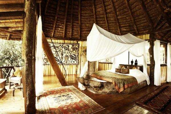 cabane-dans-les-arbres-luxe-intérieur