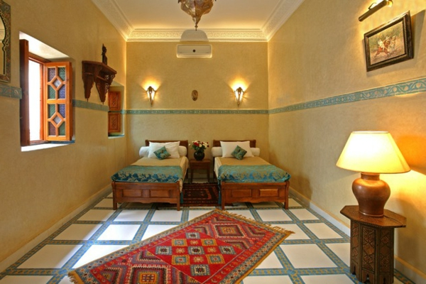 Quelle type de carrelage marocain de choisir for Photo chambre a coucher marocaine