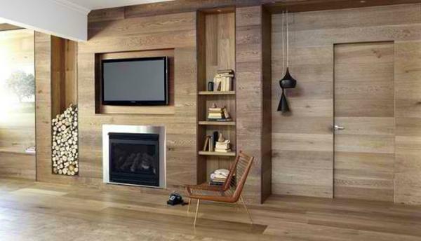 chambre-bois-décoration