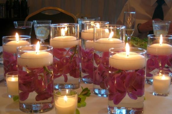 chandelier-romantique-pot-deco-fleur-bougie