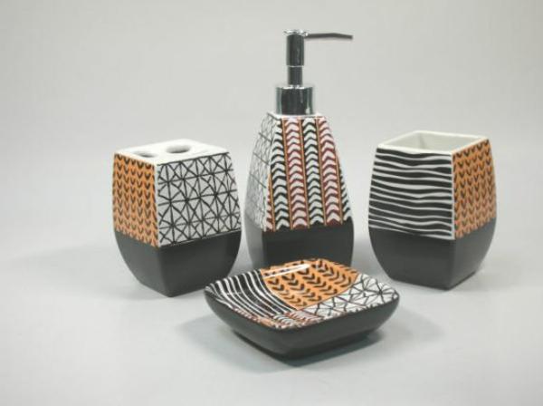 cintage-coloré-sallede-de-bain-accessoires