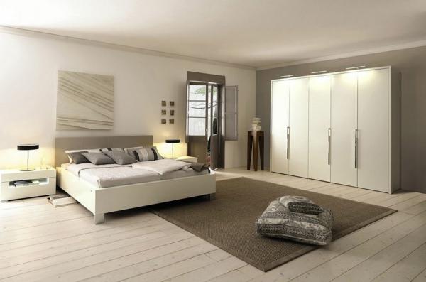 12 id es pour d coration zen de votre chambre coucher - Agencement chambre a coucher ...