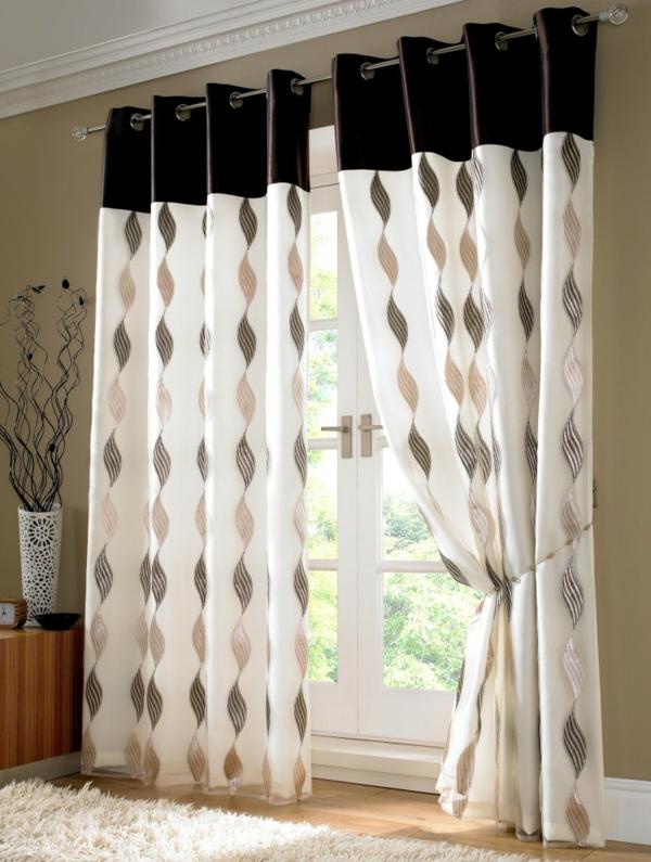 rideaux de cuisine pas cher stunning rideau cuisine beige rideau cuisine beige en polyester. Black Bedroom Furniture Sets. Home Design Ideas
