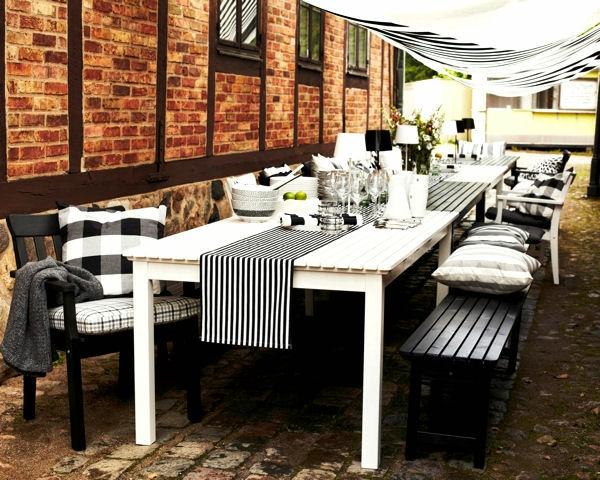 cosy-deco-de-table-noir-et-blanc