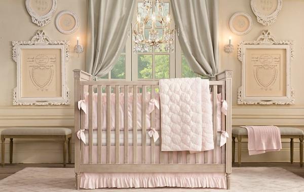 d coration d 39 une chambre de petite princesse. Black Bedroom Furniture Sets. Home Design Ideas