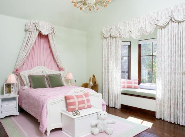 Cuisine Moderne Bois Laque : Décoration d'une chambre de petite princesse