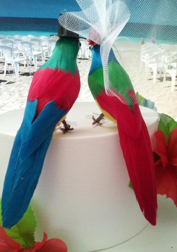 deco-gateau-mariage-oiseau