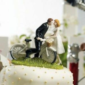 La déco gateau mariage - originale, romantique et unique