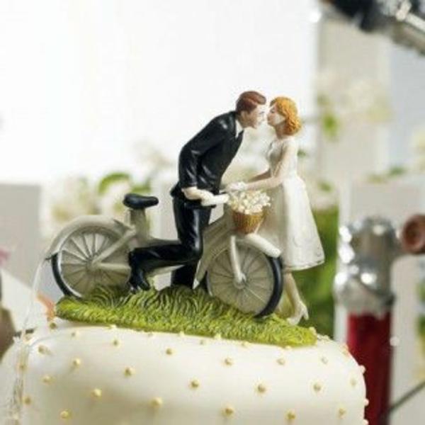 La déco gateau mariage – originale, romantique et unique