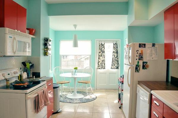 Chambre Adulte Ton Beige :  de Cuisine Cuisine Vintage DecoIdées pour la deco cuisine retro