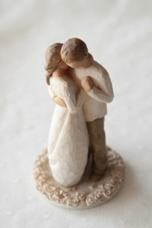La d co gateau mariage originale romantique et unique - Decoration gateau mariage ...