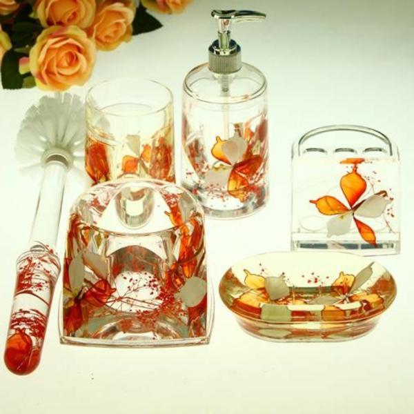 florals-coloré-sallede-de-bain-accessoires