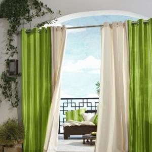 Le rideau occultant pas cher ou luxueu - obligatoire pour la chambre à coucher