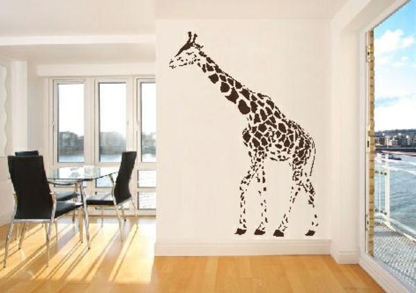 giraf-sticker-muraux-geant